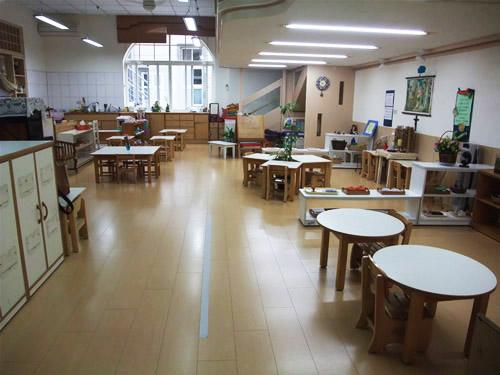 教室內環境