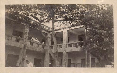 初期樂仁醫院二層樓